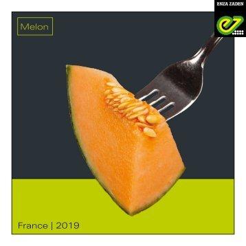 Catalogue Melon 2019