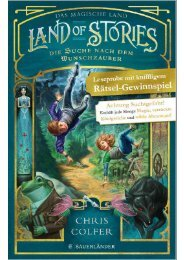 Chris Colfer - Land of Stories