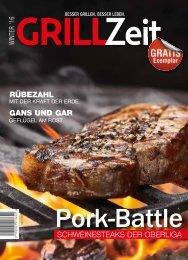 GRILLZEIT 2016 3 - Grillen, BBQ & Outdoor-Lifestyle