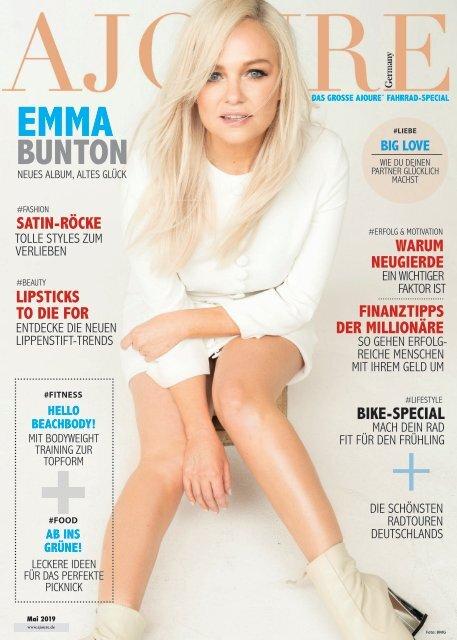 AJOURE´ Magazin Mai 2019