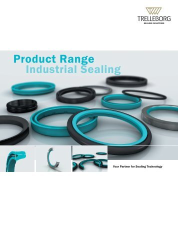 Product range - Industrial sealing - Trelleborg Sealing Solutions