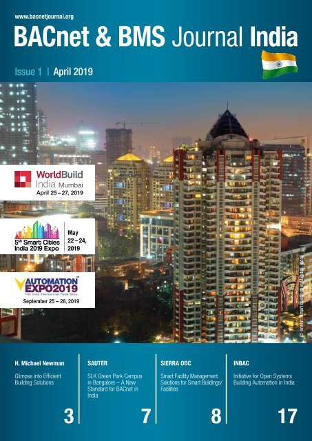 BACnet & BMS Journal India – Issue 1