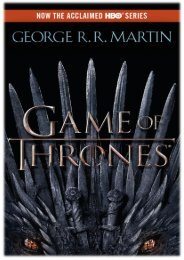 [Download] Free PDF A Game of Thrones By George R.R. Martin