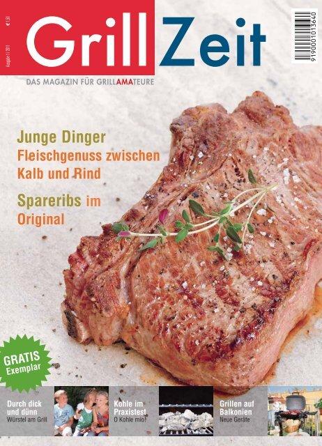 GRILLZEIT 2011 1 - Grillen, BBQ & Outdoor-Lifestyle