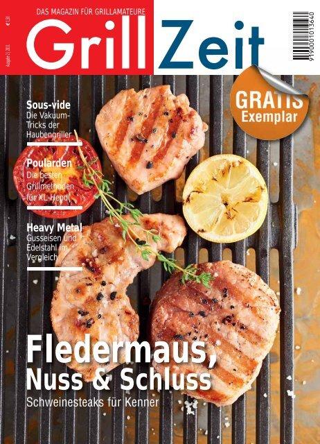 GRILLZEIT 2011 2 - Grillen, BBQ & Outdoor-Lifestyle