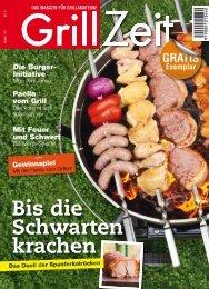 GRILLZEIT 2013 1 - Grillen, BBQ & Outdoor-Lifestyle