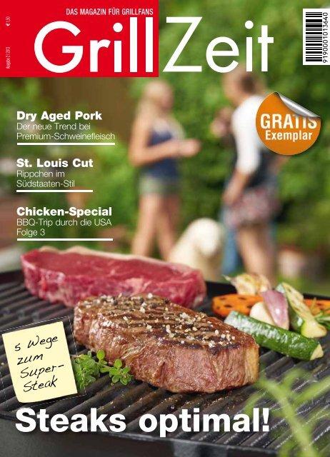 GRILLZEIT 2013 2 - Grillen, BBQ & Outdoor-Lifestyle