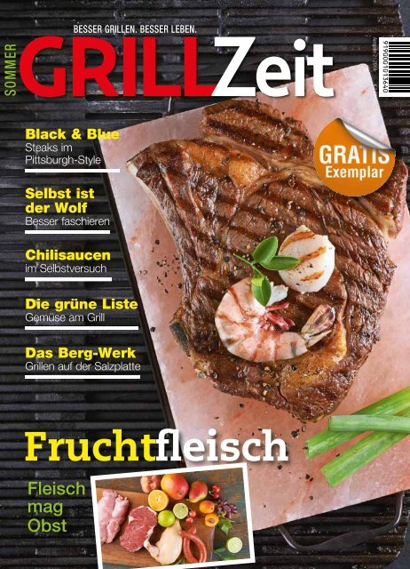 GRILLZEIT 2014 2 - Grillen, BBQ & Outdoor-Lifestyle