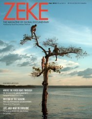 ZEKE Magazine: The Post-Truth Issue, Fall 2018