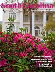 South Carolina Agent & Broker Spring 2019