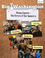 The Big I Washington Spring 2019