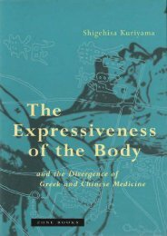 [+][PDF] TOP TREND The Expressiveness of the Body and the Divergence of Greek and Chinese Medicine (Zone Books)  [FULL]
