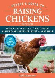 [+]The best book of the month Storey s Guide to Raising Chickens, 4th Edition  [DOWNLOAD]