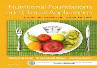 [+][PDF] TOP TREND Nutritional Foundations and Clinical Applications: A Nursing Approach, 6e  [FULL]