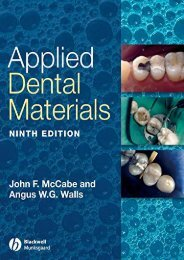 [+][PDF] TOP TREND Applied Dental Materials, 9th Edition  [DOWNLOAD]