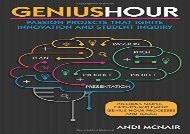 [+]The best book of the month Genius Hour: Passion Projects That Ignite Innovation and Student Inquiry [PDF]