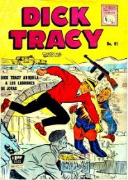 Dick Tracy-N°91- 1959