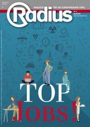 Radius Top Jobs 2019