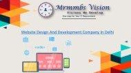 Website Design And Development Company in delhi