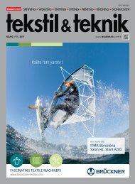 Tekstil Teknik Nisan 2019