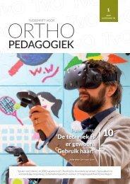 Tijdschrift voor Orthopedogogiek, TvO