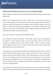 download the PDF - BioPortfolio