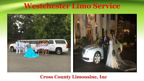Westchester Limo Services
