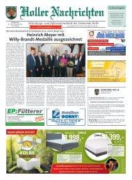 Holler Nachrichten 18.04.2019