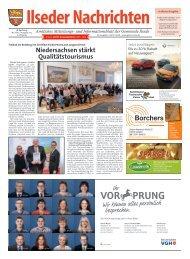 Ilseder Nachrichten 18.04.2019
