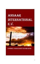 Ansaar International e.V. Das Buch