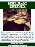 Restaurant Purmerend - Page 3
