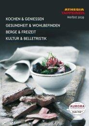 Athesia-Tappeiner Verlag - Programm Herbst 2019