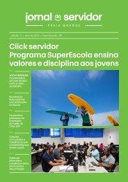 Jornal do Servidor - Praia Grande   Ed. 11   Abril 2019