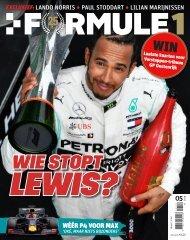 Formule 1 - editie 5 2019