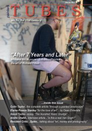 painters TUBES magazine. Read Free new issue 12