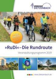 RuDi-Veranstaltungsprogramm 2019