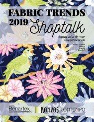 Fabric Trends 2019 Shoptalk - Spring