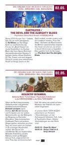 Programm Schlachthof Wiesbaden - Mai 2019 - Page 5