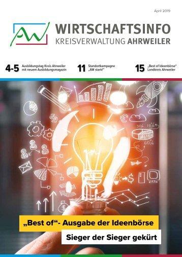 AW-Wirtschaftsinfo April 2019