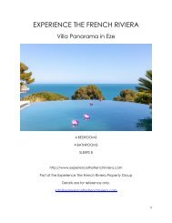 Villa Panorama - Eze