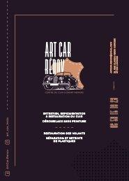 Book de presentation - Art Car Rénov