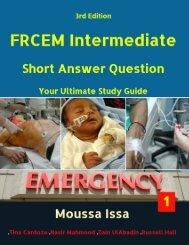 MRCEM Intermediate SBA eBook 1 (Preview)