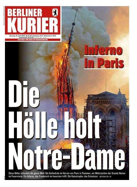 Berliner Kurier 16.04.2019