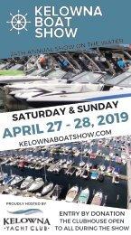 2019 Kelowna Boat Show
