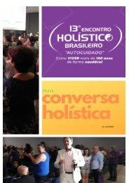 Conversa Holistica Edição abril 2019