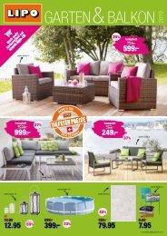Garten & Balkon - Tolle Angebote zu super Preisen
