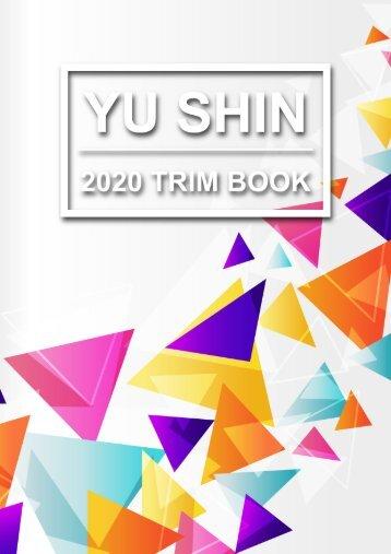 YU SHIN 2020 TRIM BOOK