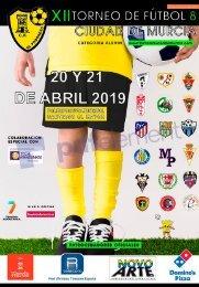 REVISTA TORNEO FUTBOL 2019