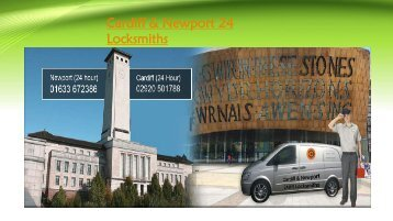 Cardiff & Newport 24 Locksmiths