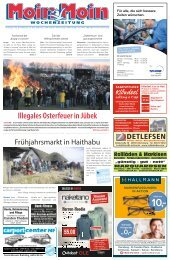 MoinMoin Schleswig 16 2019